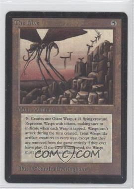1993 Magic: The Gathering - Core Set: Beta Booster Pack [Base] #NoN - The Hive