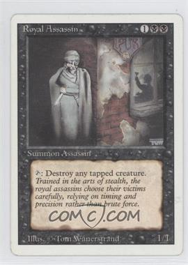 1994 Magic: The Gathering - Core Set: Revised - Booster Pack [Base] #NoN - Royal Assassin