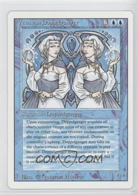 1994 Magic: The Gathering - Core Set: Revised - Booster Pack [Base] #NoN - Vesuvan Doppelganger