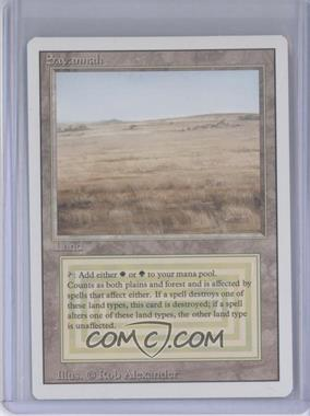 1994 Magic: The Gathering - Core Set: Revised Booster Pack [Base] #NoN - Savannah R :L: