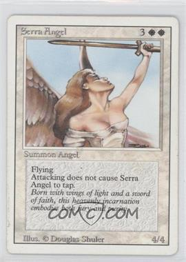 1994 Magic: The Gathering - Core Set: Revised Booster Pack [Base] #NoN - Serra Angel
