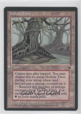 1994 Magic: The Gathering - Fallen Empires - Booster Pack [Base] #NoN - Hollow Trees