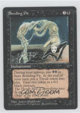1994 Magic: The Gathering - Fallen Empires Booster Pack [Base] #NoN - Breeding Pit