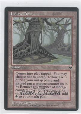1994 Magic: The Gathering - Fallen Empires Booster Pack [Base] #NoN - Hollow Trees