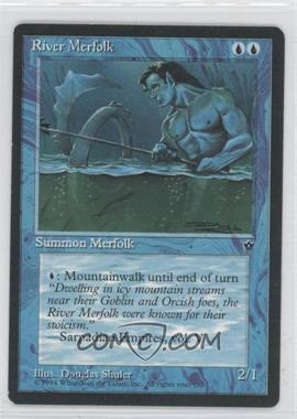 1994 Magic: The Gathering - Fallen Empires Booster Pack [Base] #NoN - River Merfolk