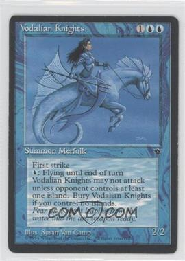 1994 Magic: The Gathering - Fallen Empires Booster Pack [Base] #NoN - Vodalian Knights
