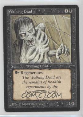 1994 Magic: The Gathering - Legends - Booster Pack [Base] #NoN - Walking Dead