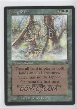 1994 Magic: The Gathering - Legends Booster Pack [Base] #2 - Living Plane