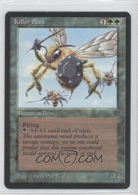 1994 Magic: The Gathering - Legends Booster Pack [Base] #N/A - Killer Bees