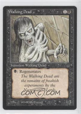 1994 Magic: The Gathering - Legends Booster Pack [Base] #N/A - Walking Dead