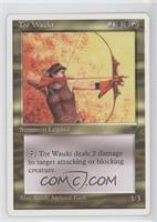 Legends - Tor Wauki