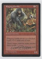 Raging Gorilla