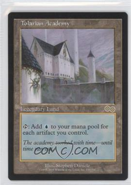 1998 Magic: The Gathering - Urza's Saga Booster Pack [Base] #330 - Tolarian Academy