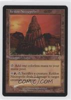 Keldon Necropolis