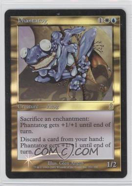 2001 Magic: The Gathering - Odyssey Booster Pack [Base] Foil #291 - Phantatog