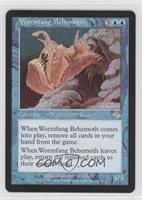 Wormfang Behemoth