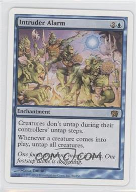 2003 Magic: The Gathering - Core Set: 8th Edition - Booster Pack [Base] #86 - Intruder Alarm