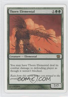 2003 Magic: The Gathering - Core Set: 8th Edition Booster Pack [Base] #283 - Thorn Elemental