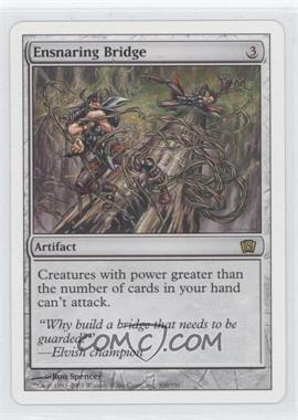2003 Magic: The Gathering - Core Set: 8th Edition Booster Pack [Base] #300 - Ensnaring Bridge