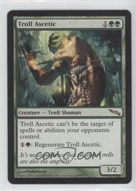 2003 Magic: The Gathering - Mirrodin Booster Pack [Base] #135 - Troll Ascetic