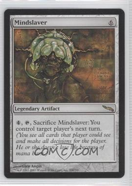 2003 Magic: The Gathering - Mirrodin Booster Pack [Base] #206 - Mindslaver