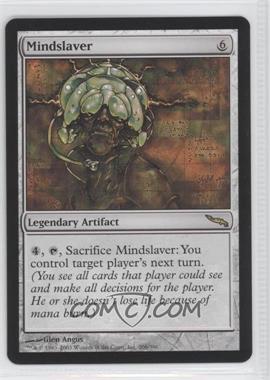 2003 Magic: The Gathering - Mirrodin Booster Pack [Base] #206 - Mindslaver