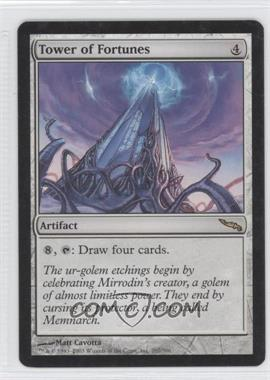 2003 Magic: The Gathering - Mirrodin Booster Pack [Base] #267 - Tower of Fortunes