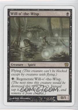 2005 Magic: The Gathering - Core Set 9th Edition Booster Pack [Base] #169 - Will-o'-the-Wisp