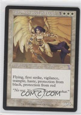 2006 Magic: The Gathering - Time Spiral: Timeshifted #1 - Akroma, Angel of Wrath