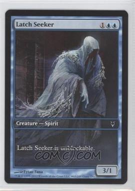 2007-Now Magic: The Gathering - - Gameday Promos #63 - Latch Seeker (Avacyn Restored - Full Art)