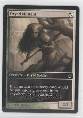 2007-Now Magic: The Gathering - Gameday Promos #214 - Dryad Militant (Return to Ravnica - Full Art)