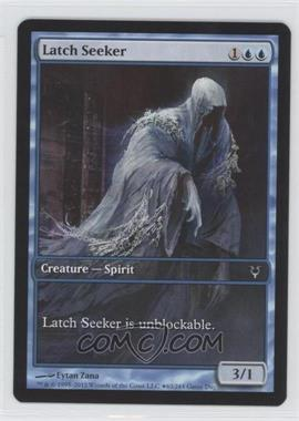 2007-Now Magic: The Gathering - Gameday Promos #63 - Latch Seeker (Avacyn Restored - Full Art)