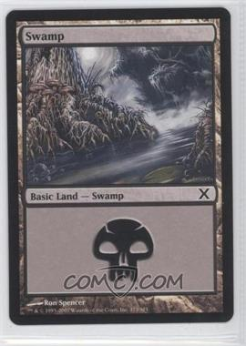 2007 Magic: The Gathering - Core Set: 10th Edition - Booster Pack [Base] #373 - Swamp
