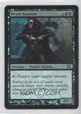 2007 Magic: The Gathering - Core Set: 10th Edition Booster Pack [Base] Foil #174 - Royal Assassin