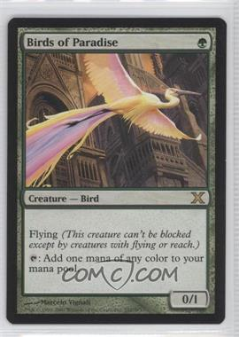 2007 Magic: The Gathering - Core Set: 10th Edition Booster Pack [Base] #252 - Birds of Paradise