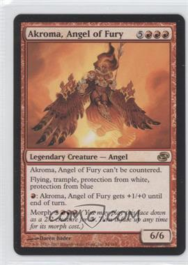 2007 Magic: The Gathering - Planar Chaos Booster Pack [Base] #94 - Akroma, Angel of Fury