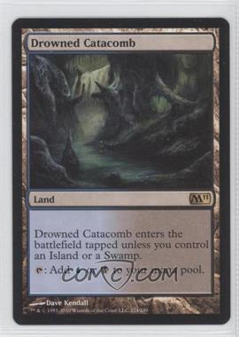 2010 Magic: The Gathering - Core Set: 2011 Booster Pack [Base] #224 - Drowned Catacomb
