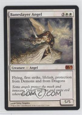 2010 Magic: The Gathering - Core Set: 2011 Booster Pack [Base] #7 - Baneslayer Angel