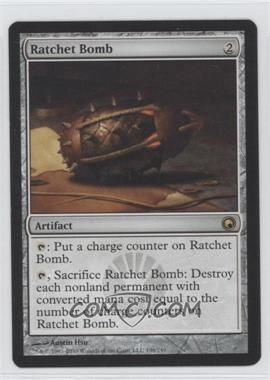 2010 Magic: The Gathering - Scars of Mirrodin - Booster Pack [Base] #196 - Ratchet Bomb