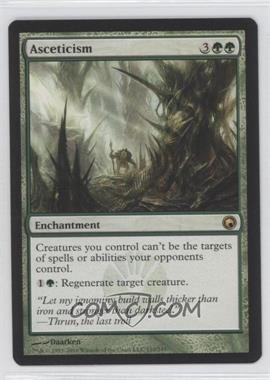 2010 Magic: The Gathering - Scars of Mirrodin Booster Pack [Base] #110 - Asceticism