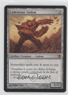 2010 Magic: The Gathering - Worldwake - Booster Pack [Base] #127 - Lodestone Golem