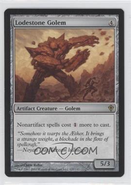2010 Magic: The Gathering - Worldwake Booster Pack [Base] #127 - Lodestone Golem