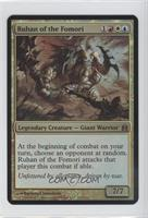 Ruhan of the Fomori (Oversized Foil)