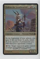 Zedruu the Greathearted (Oversized Foil)