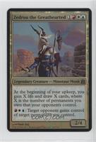 Zedruu the Greathearted (Oversized Foil)