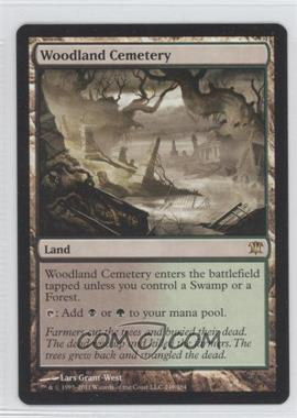 2011 Magic: The Gathering - Innistrad Booster Pack [Base] #249 - Woodland Cemetery