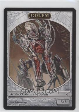 2011 Magic: The Gathering - New Phyrexia Booster Pack [Base] #T3 - Golem (Token)