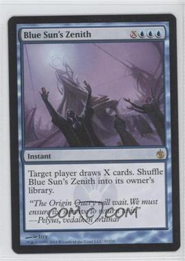 2011 Magic: the Gathering - Mirrodin Besieged Booster Pack [Base] #20 - Blue Sun's Zenith
