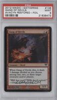 Gang of Devils [PSA 9]