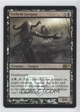 2012 Magic: The Gathering - Core Set: 2013 Booster Pack [Base] Foil #118 - Xathrid Gorgon (Prerelease Promo)